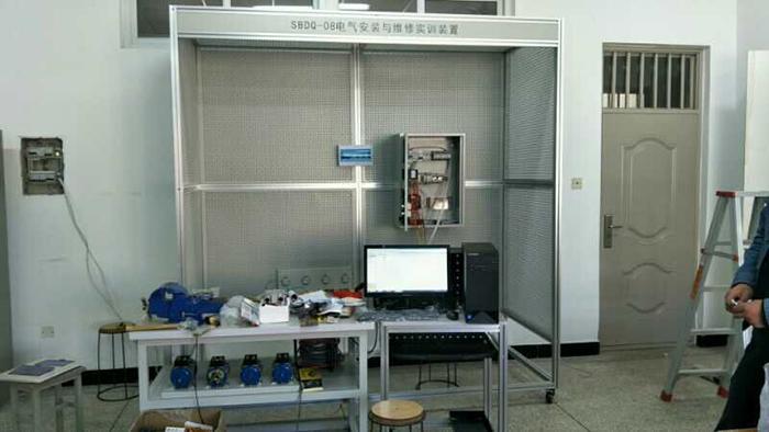 网孔型中高级电工考核ag国际|官方网站装置