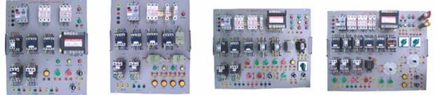 智能型多功能交流电路测量电表:八位led显示,可同时测量工作电路中